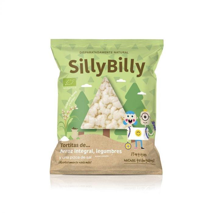 Triángulos bio arroz y Legumbres_30g_SillyBilly