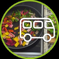 eliges como recibir y disfruta de biofood